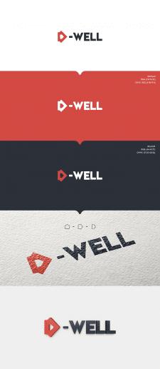 Logo • D-WELL